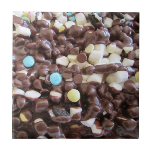 Sweet Delights Small Square Tile