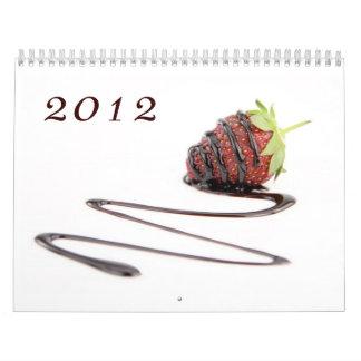 Sweet dessert calendar 2012