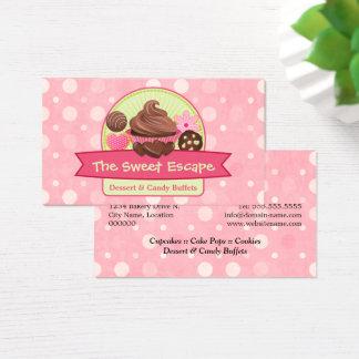 Sweet Desserts Business Card