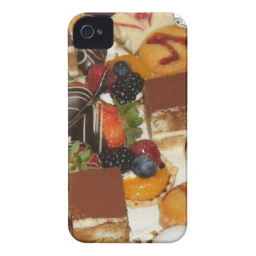 Sweet Desserts Case-Mate iPhone 4 Cases