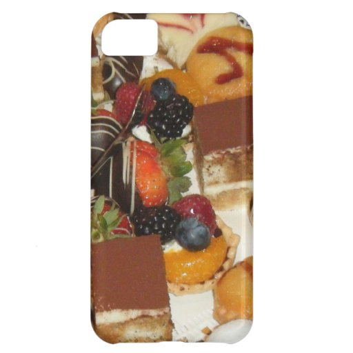 Sweet Desserts Cover For iPhone 5C