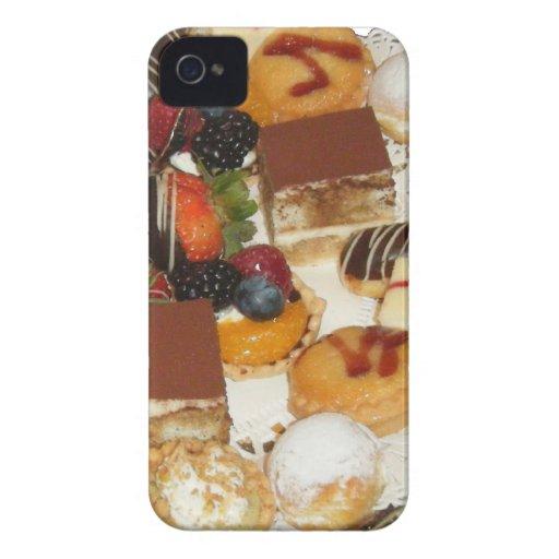 Sweet Desserts Blackberry Case