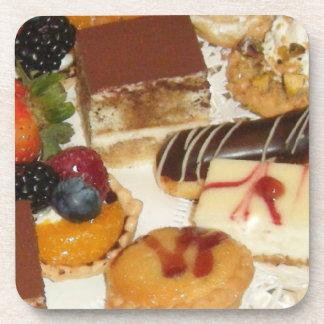 Sweet Desserts Drink Coaster
