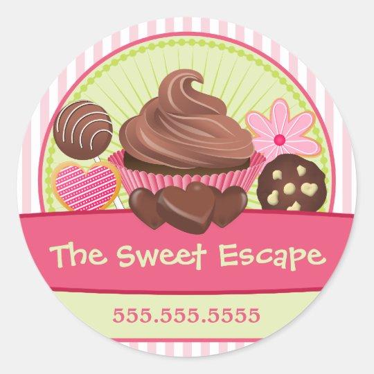 Sweet Desserts Stickers   Zazzle.comZazzle