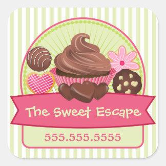 Sweet Desserts Stickers