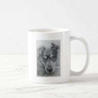 Sweet dog coffee mug