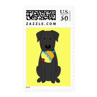 Sweet Dog Postage