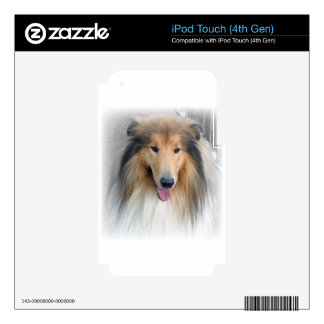 Sweet Dog Skin For iPod Touch 4G