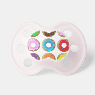 Sweet! Donuts! Pacifier
