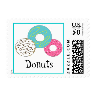 Sweet Donuts Postage