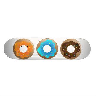 Sweet! Donuts! Skate Deck