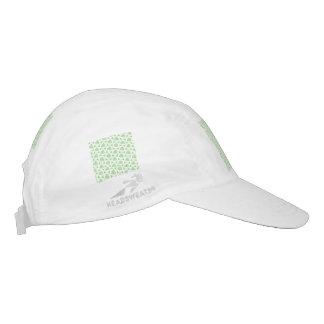 sweet doodle pattern green (I) Headsweats Hat