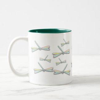 Sweet Dragon Fly Mug