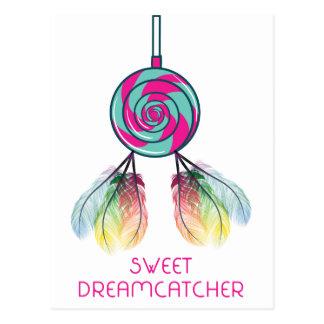 Sweet Dream Catcher Postcard