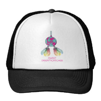 Sweet Dream Catcher Trucker Hat
