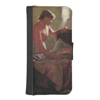Sweet Dreams, 1892 iPhone SE/5/5s Wallet