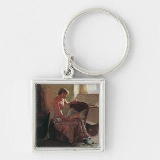 Sweet Dreams, 1892 Keychain