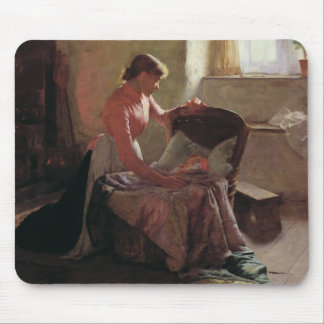 Sweet Dreams, 1892 Mouse Pad