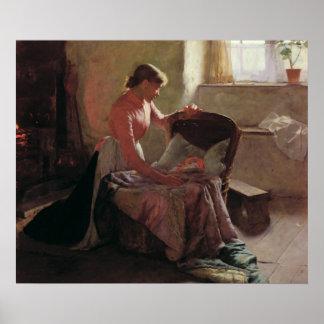 Sweet Dreams, 1892 Poster