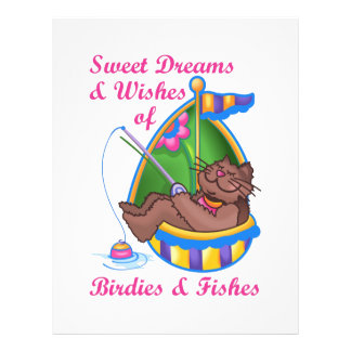 SWEET DREAMS AND WISHES LETTERHEAD