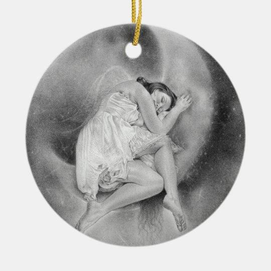 Sweet Dreams angel Ornament