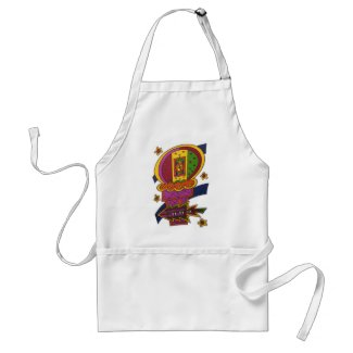 Sweet Dreams apron