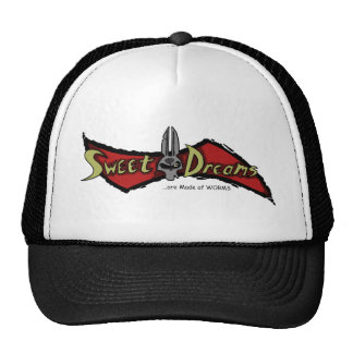 Sweet Dreams are Made of Worms Trucker Hat