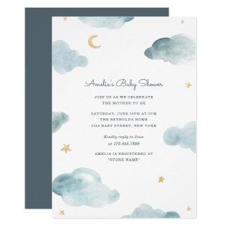 Sweet Dreams Baby Shower Invite