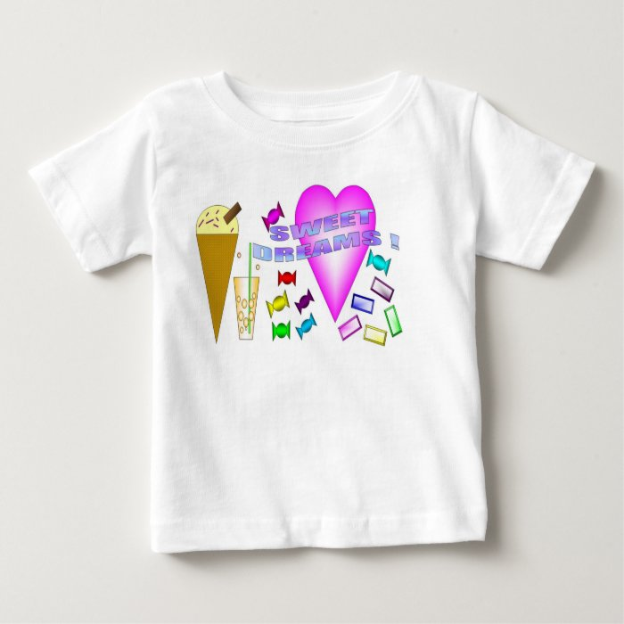 Sweet Dreams Baby T-Shirt