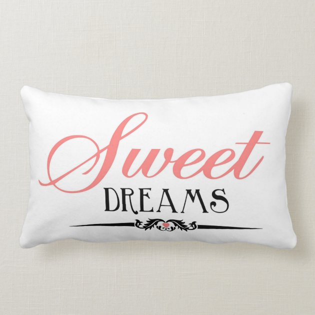 Pillow Quotes Fascinating Sweet Dreams Bedroom Pillow By Enchanting Quotes
