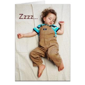 Sweet Dreams Card