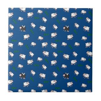 Sweet dreams ceramic tile