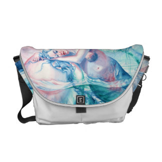 Sweet Dreams Courier Bag