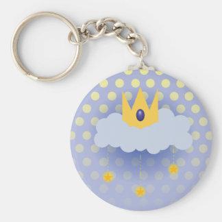 Sweet Dreams Crown Keychain