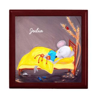 Sweet Dreams | Cute Personalizable Keepsake Box