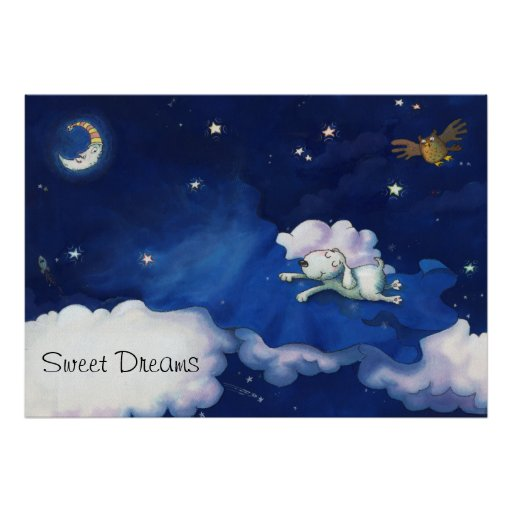 Sweet Dreams Ed poster