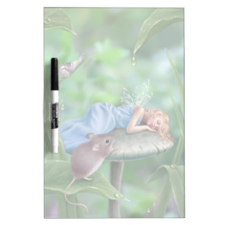 Sweet Dreams Fairy Dry Erase Board