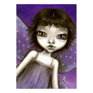 Sweet dreams fairy large business card
