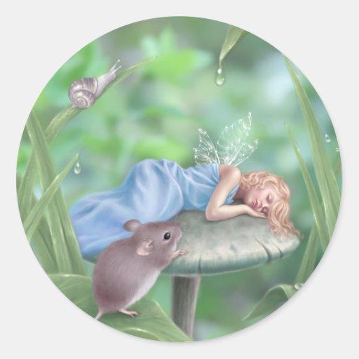 Sweet Dreams Fairy Sticker
