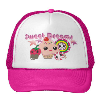 Sweet Dreams Mesh Hats