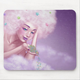 Sweet Dreams in Candy Land Mouse Pad