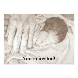 Sweet Dreams Invitation