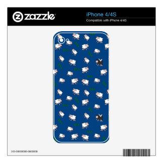 Sweet dreams iPhone 4 skin
