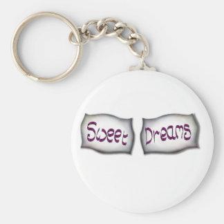 sweet dreams keychain