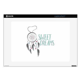 Sweet Dreams Laptop Skins