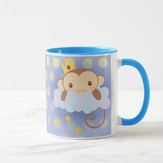 Sweet Dreams Monkey Mug