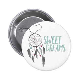 Sweet Dreams Pinback Button
