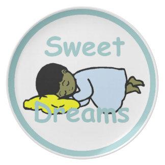Sweet Dreams Plate