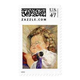 Sweet Dreams Postage Stamp M