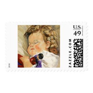 Sweet Dreams Postage Stamp Sm